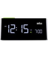 Braun BNC016BK reloj del lcd negro