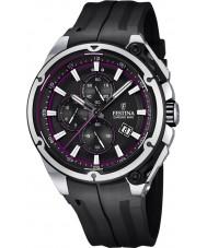 Festina F16882-6 reloj negro para hombre 2015 excursión en bicicleta crono de france