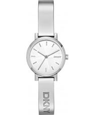 DKNY NY2306 Damas soho reloj de plata