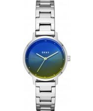 DKNY NY2736 Reloj modernista para damas