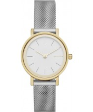 Skagen SKW2445 Damas Hald reloj pulsera de malla de acero de plata