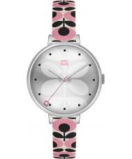 Orla Kiely OK2173 Reloj de hiedra para mujer