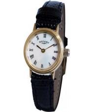 Rotary LS00471-07 Relojes de reloj negro