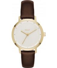 DKNY NY2639 Reloj modernista para damas