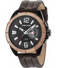 Police 15240JSBBN-02 Mens lanzador reloj