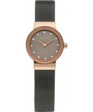 Skagen 358XSRM Damas klassik reloj de malla gris