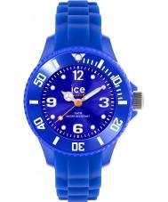 Ice-Watch 000791 Sili por siempre mini reloj azul de la correa de silicona
