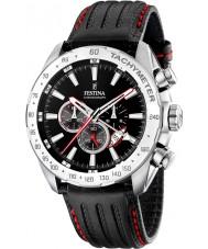 Festina F16489-5 reloj de tiempo doble para hombre del cronógrafo