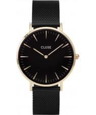 Cluse CL18117 reloj de malla de la boheme damas