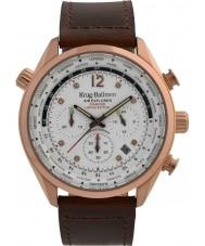 Krug-Baumen 100206DM Reloj para hombre de la edición limitada de diamantes de air explorer