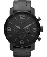 Fossil JR1401 Para hombre reloj cronógrafo nate