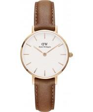 Daniel Wellington DW00100228 Señoras clásico pequeño durham 28mm reloj