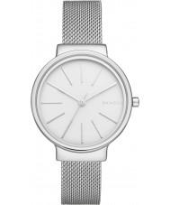 Skagen SKW2478 Las señoras de plata ancher reloj de malla de acero