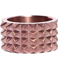 Edblad 80027 Señoras remaches del anillo de oro - tamaño de s (x)