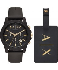 Armani Exchange AX7105 Reloj deportivo para hombre