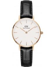 Daniel Wellington DW00100229 Señoras clásico pequeño lectura 28mm reloj