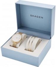 Skagen SKW1104 Conjunto de regalo de reloj de mujer karolina