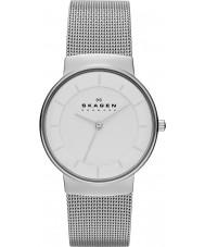 Skagen SKW2075 Damas klassik reloj de pulsera de acero de plata