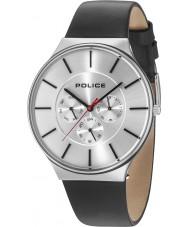 Police 15044JS-04 Reloj de cuero para hombre