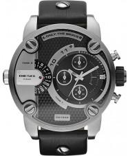 Diesel DZ7256 Mens poco reloj cronógrafo negro papá