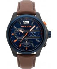 Police 15403JSUBL-03 Reloj denver para hombre