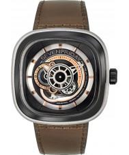 Sevenfriday P2B-01 reloj revolución