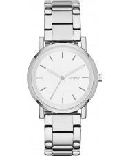 DKNY NY2342 Damas soho reloj de plata
