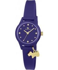 Radley RY2436 Reloj de señoras que reloj de la correa de silicona de opio