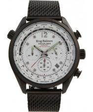 Krug-Baumen 100406DM Reloj para hombre de la edición limitada de diamantes de air explorer