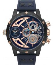Police 15406JSU-03 Reloj de guadaña para hombre