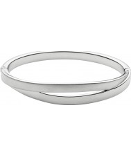 Skagen SKJ0714040 Damas de acero de plata Elin cortar el brazalete