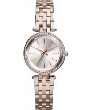 Michael Kors MK3298 Señoras de la mini dos tonos reloj pulsera de acero darci