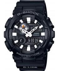 Casio GAX-100B-1AER Mens g-shock tiempo del mundo reloj de correa de resina negro