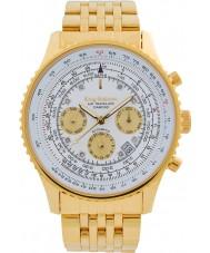 Krug-Baumen 600101DSA Reloj automático de diamantes para viajeros aéreos