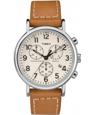 Timex TW2R42700 Reloj Weekender