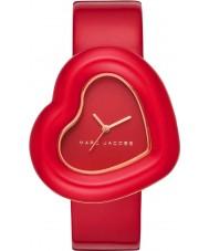 Marc Jacobs MJ1614 Reloj de corazón de señoras