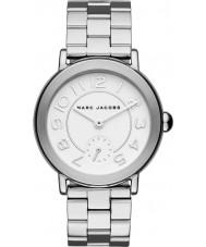Marc Jacobs MJ3469 Damas riley reloj de pulsera de acero de plata