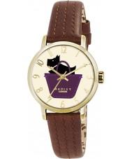 Radley RY2290 reloj de la correa de cuero marrón de las señoras