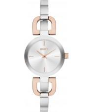 DKNY NY2137 Reade damas reloj de dos tonos