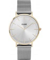 Cluse CL18115 reloj de malla de la boheme damas