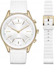 DKNY Minute NYT6101 Conjunto de regalo para mujer del reloj inteligente rockaway
