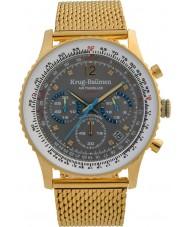 Krug-Baumen 412109DS Reloj de pulsera de hombre de avión de aire