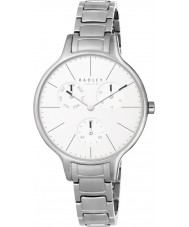 Radley RY4257 Señoras de Wimbledon reloj cronógrafo de acero de plata