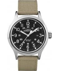 Timex T49962 Mens expedición exploradora reloj bronceado