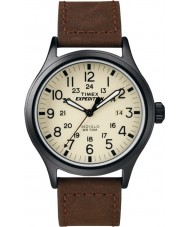 Timex T49963 Mens expedición reloj marrón explorador