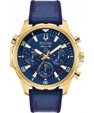Bulova 97B168 Reloj de estrella marino para hombre