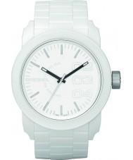 Diesel DZ1436 reloj blanco abajo Doble