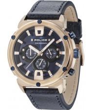 Police 15047JSR-03 Reloj para hombre de la armadura ii