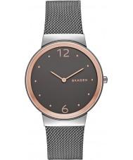 Skagen SKW2382 Señoras freja gris acero reloj pulsera