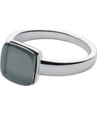 Skagen Señoras anillo de cristal del mar